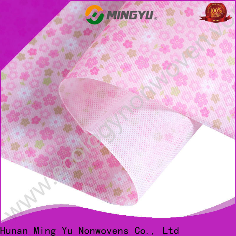 Best spunbond nonwoven fabric fabric for business for home textile