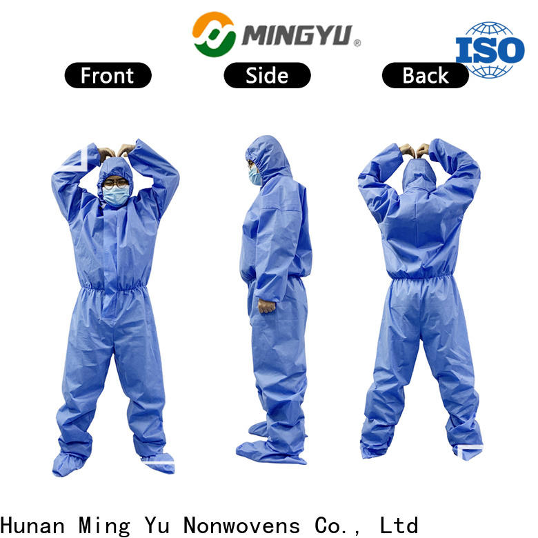 Ming Yu Top protective clothing manufacturers for adult