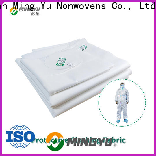 Ming Yu quality non-woven fabric manufacturing Supply for home textile