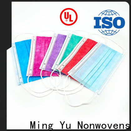 Ming Yu Top non-woven fabric manufacturing for business for bag