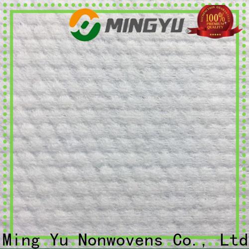 Latest spunlace nonwoven rolls manufacturers for handbag