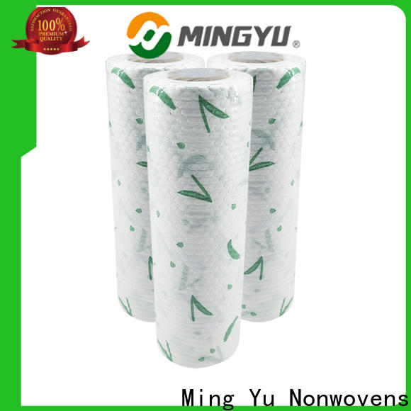Top spunlace fabric white Suppliers for bag
