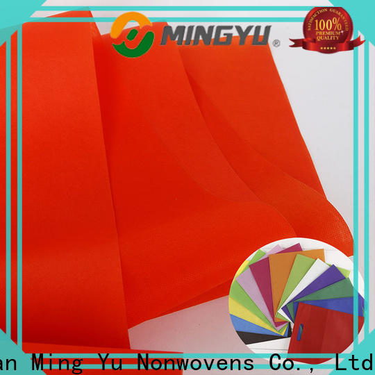 Ming Yu High-quality spunbond nonwoven fabric company for storage