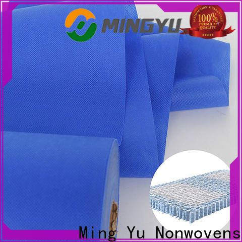 Ming Yu fabric non woven polypropylene fabric manufacturers for storage