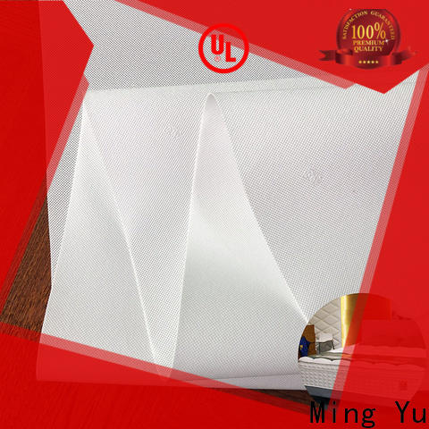 Ming Yu home pp non woven fabric Suppliers for handbag