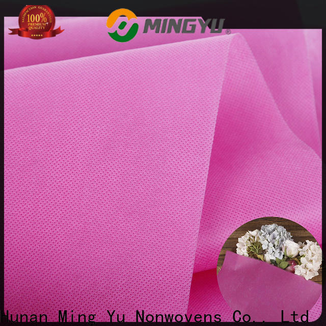 Ming Yu Top pp non woven company for package