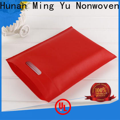 Ming Yu Top non woven promotional bags manufacturers for bag