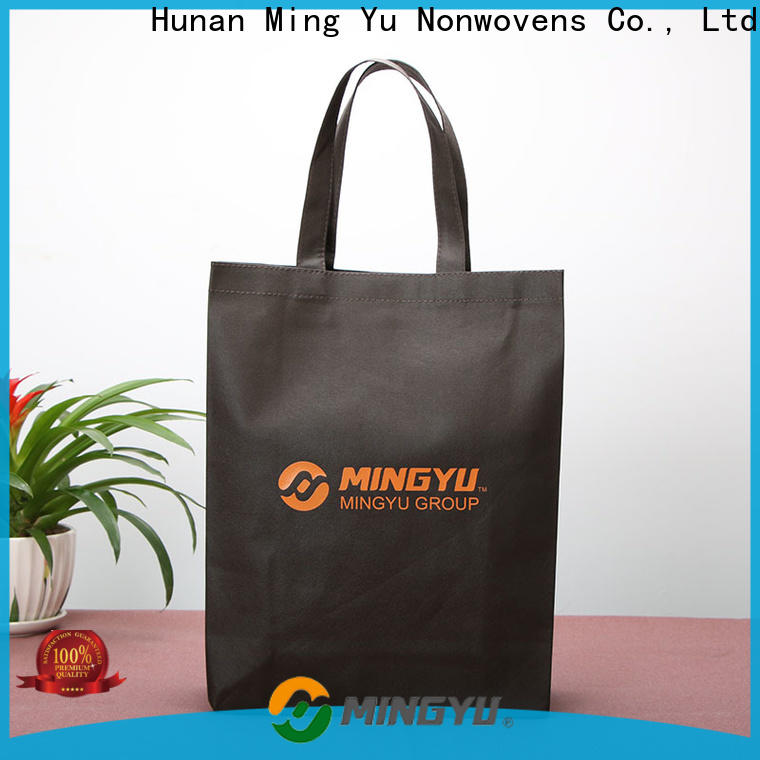 Ming Yu woven non woven fabric bags Supply for package