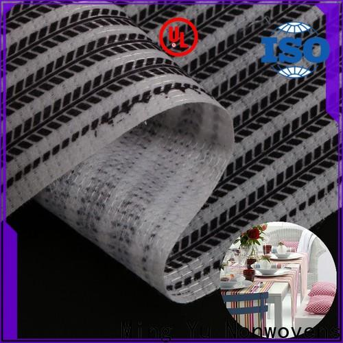 Ming Yu Best stitch bonded fabric factory for bag