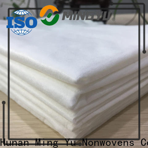 Ming Yu polypropylene spunbond nonwoven Supply for package