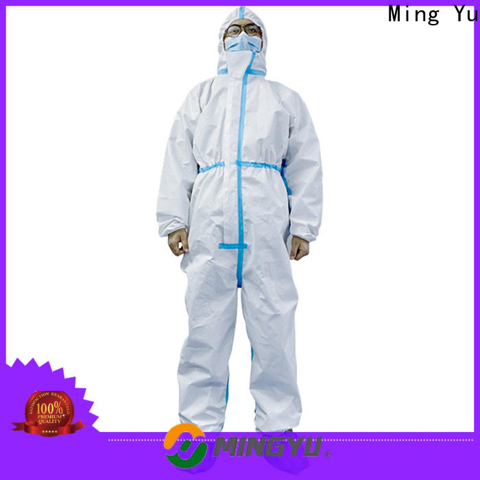 Ming Yu protective clothing factory for hospital