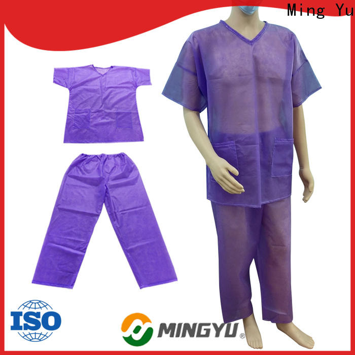 Ming Yu strict non-woven fabric manufacturing factory for handbag