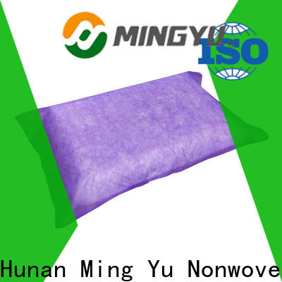Ming Yu High-quality pp spunbond nonwoven fabric Supply for storage