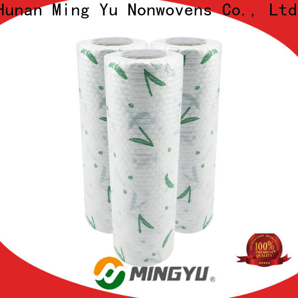 Ming Yu Top non-woven fabric manufacturing factory for package