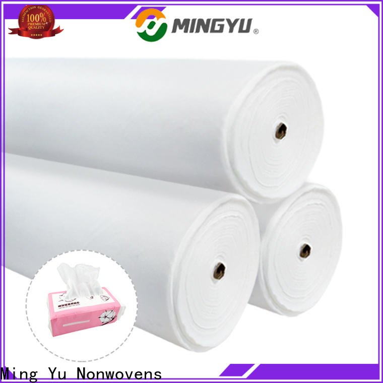 Latest non-woven fabric manufacturing woven Supply for home textile