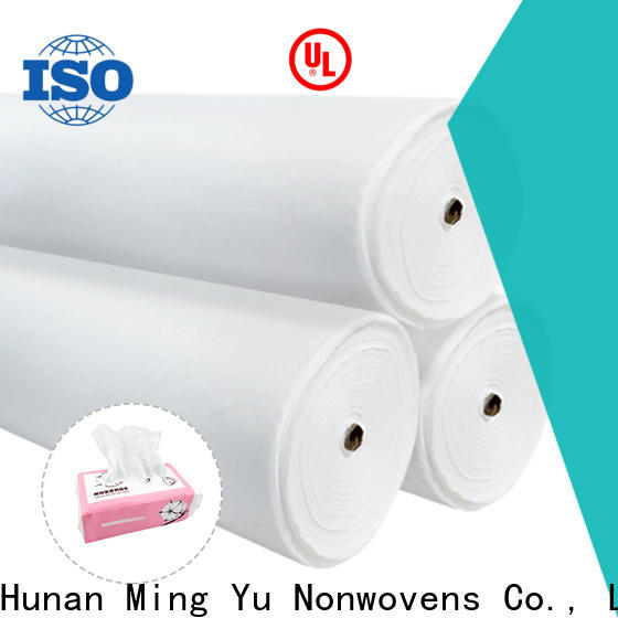 Ming Yu High-quality spunlace nonwoven company for package