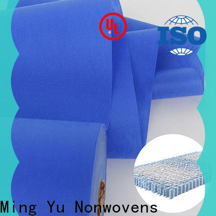 Ming Yu Wholesale pp non woven fabric company for home textile