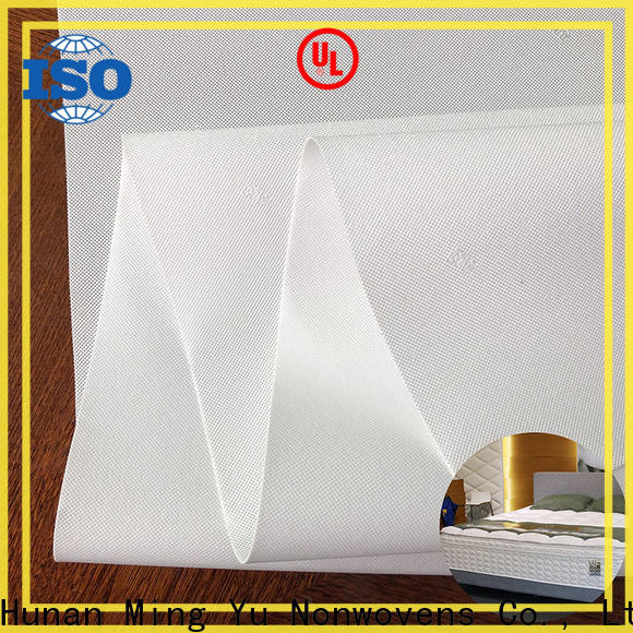 New spunbond nonwoven fabric wide Supply for home textile