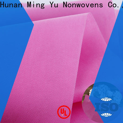 Ming Yu textile spunbond nonwoven for business for package