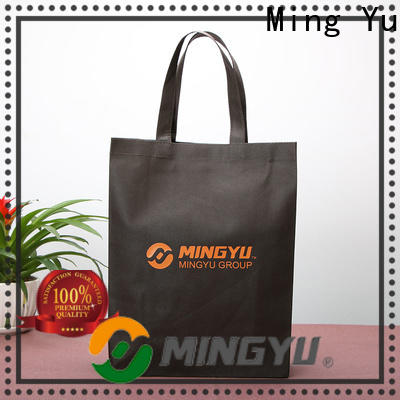 Ming Yu colors nonwoven bags for business for package