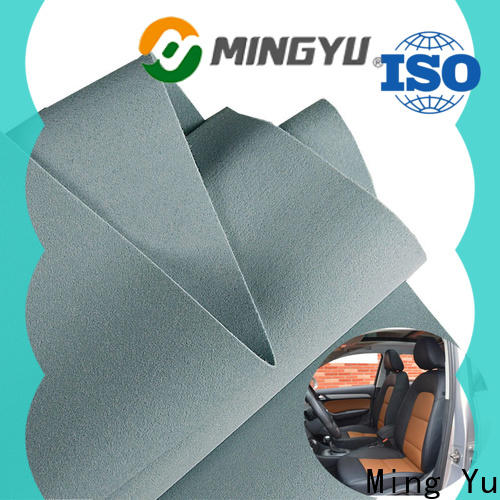 Ming Yu oriented punch needle fabric manufacturers for handbag