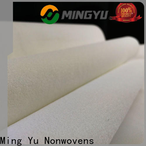 Ming Yu New needle punched non woven fabric Suppliers for handbag