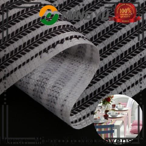 Ming Yu Wholesale bonded fabric factory for bag
