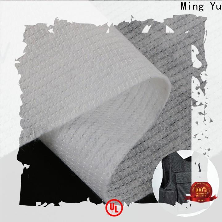 Ming Yu fabric stitch bonded nonwoven fabric company for bag