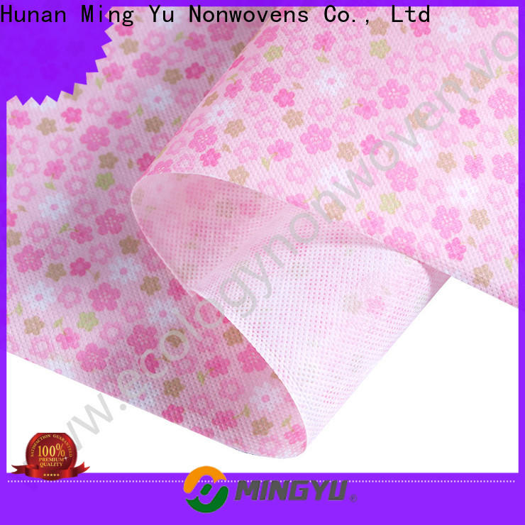 Ming Yu Wholesale spunbond nonwoven company for bag