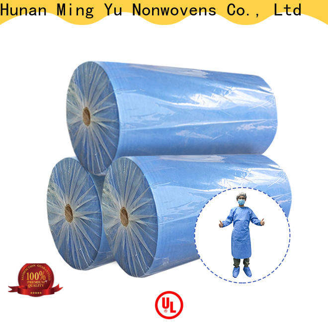 Ming Yu face mask material for business for hospital