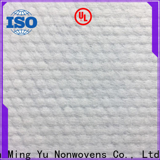 Ming Yu nonwoven spunbond nonwoven Suppliers for home textile
