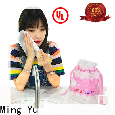Ming Yu manufacturer non-woven fabric manufacturing factory for home textile