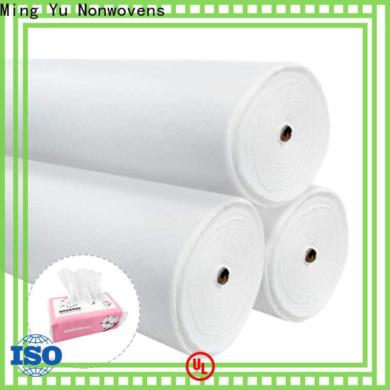 Ming Yu rolls spunbond nonwoven manufacturers for handbag
