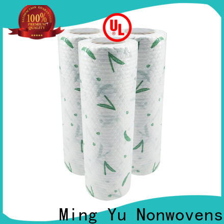 Ming Yu rolls spunbond nonwoven fabric Supply for package