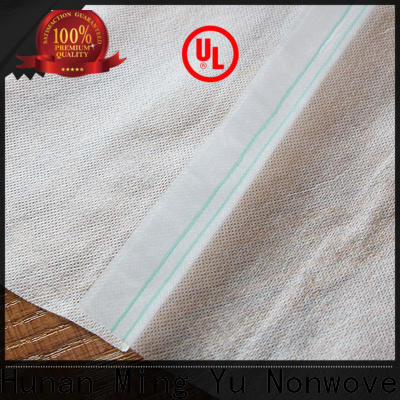 Latest non woven geotextile fabric cold factory for bag