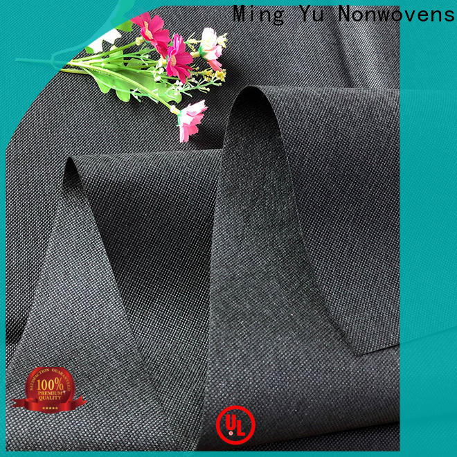 Ming Yu Latest ground cover fabric company for storage