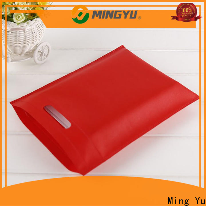 Ming Yu High-quality non woven bags wholesale manufacturers for home textile