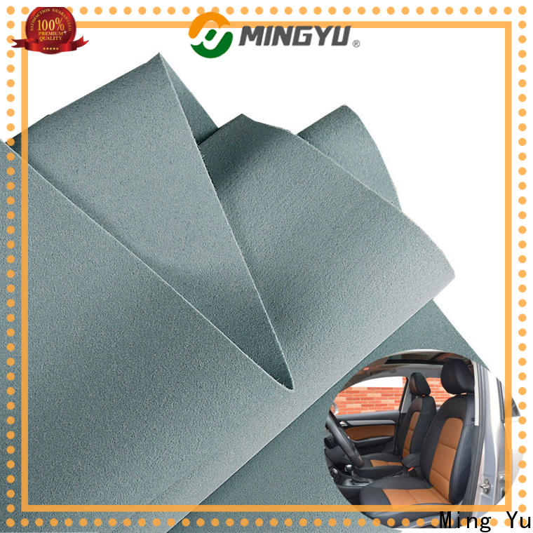 Ming Yu Wholesale needle punch nonwoven factory for package