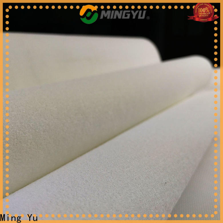 Ming Yu Custom needle punched non woven fabric company for package