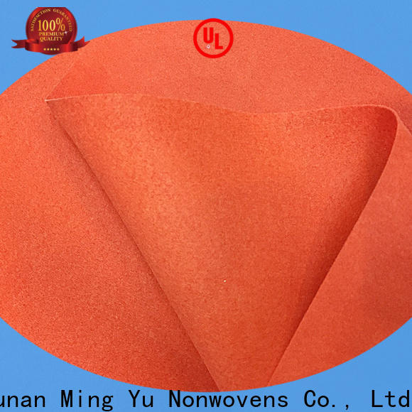 Ming Yu High-quality needle punched non woven fabric company for storage