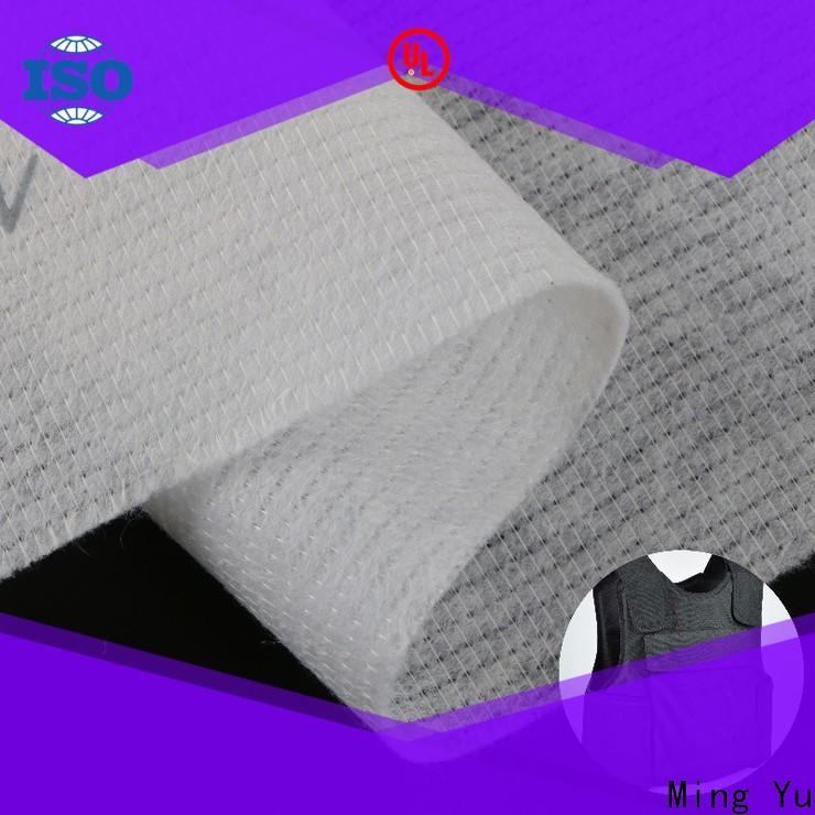 Ming Yu Custom stitch bonded fabric for business for handbag