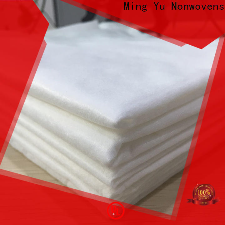 Ming Yu New spunbond nonwoven fabric manufacturers for package