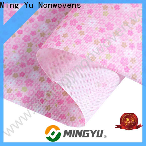 Ming Yu recyclable spunbond nonwoven fabric company for storage