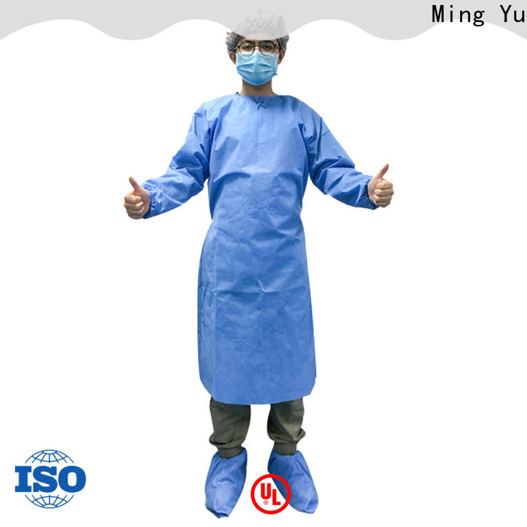 Latest protective clothing factory for hospital