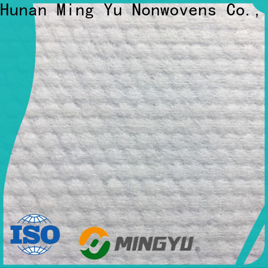 Ming Yu Custom non-woven fabric manufacturing Supply for home textile