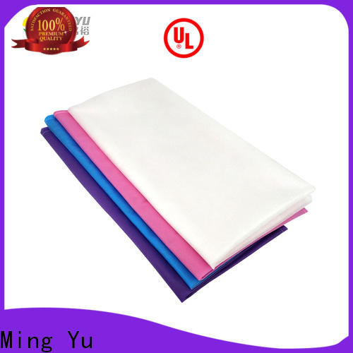 Ming Yu Best non-woven fabric manufacturing manufacturers for bag