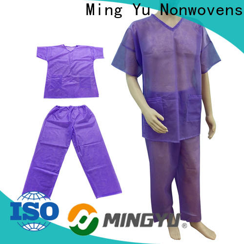 Ming Yu protective clothing factory for medical
