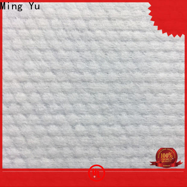 Latest spunlace fabric color Suppliers for bag