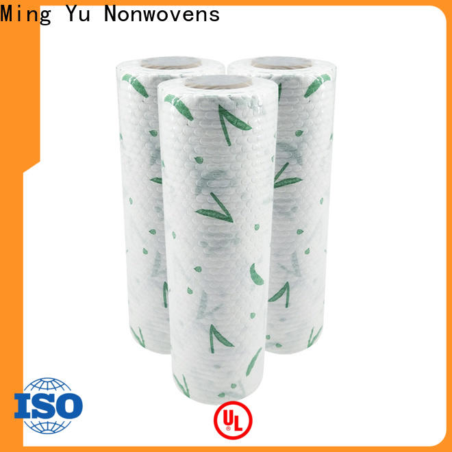 Ming Yu Latest non-woven fabric manufacturing factory for package