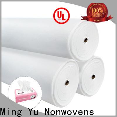 Ming Yu Latest spunbond nonwoven factory for handbag